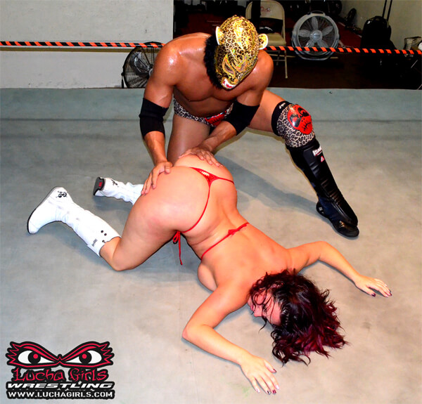 Mixed wrestling dom pics watch julie