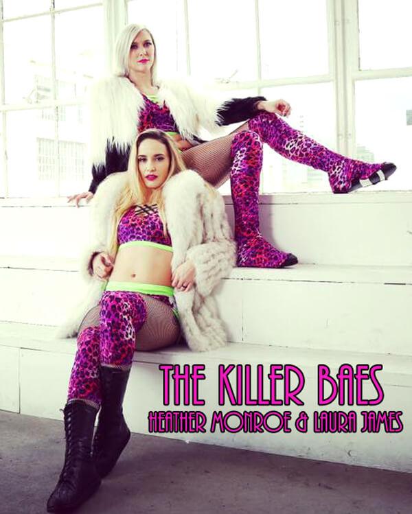 Lucha Girls Spotlight ~ The Killer Baes