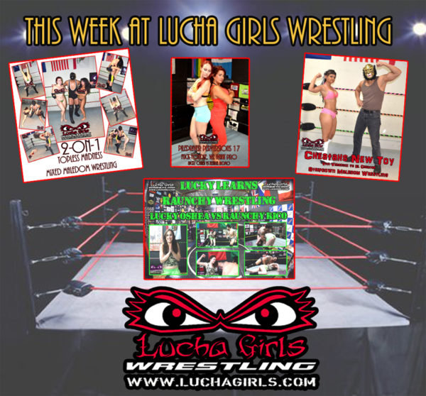 Lucha Girls Wrestling Releases – May 15-21, 2017