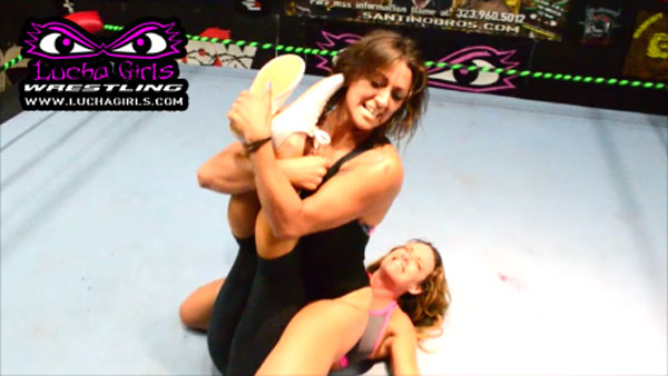 1716-Long Live Thy Queen - Pro Style Grappling Fight