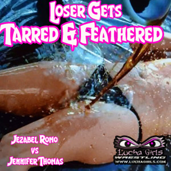1591R-Loser Gets Tarred & Feathered! – Female Pro Wrestling
