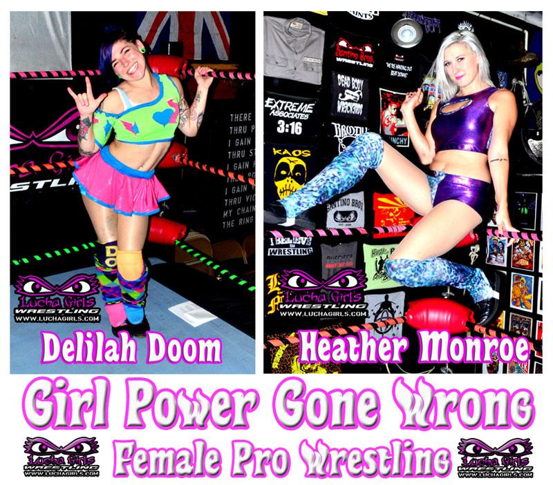 1579-Girl Power Gone Wrong – Female Pro Wrestling