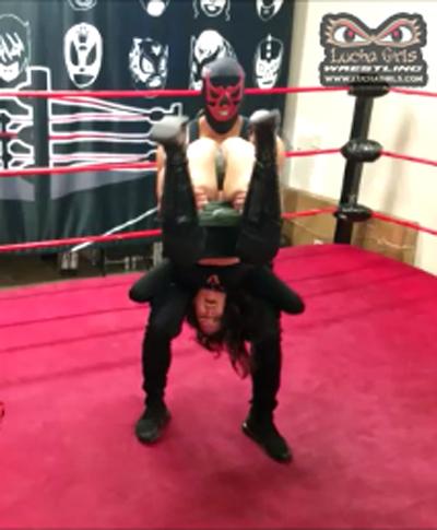 Women wrestling humiliation